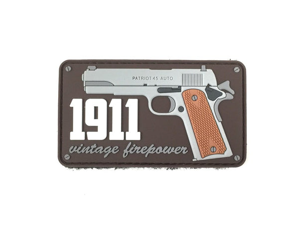 Empire Tactical USA- 1911 Vintage Firepower Patch