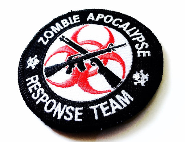 Empire Tactical USA- Zombie response Team patch