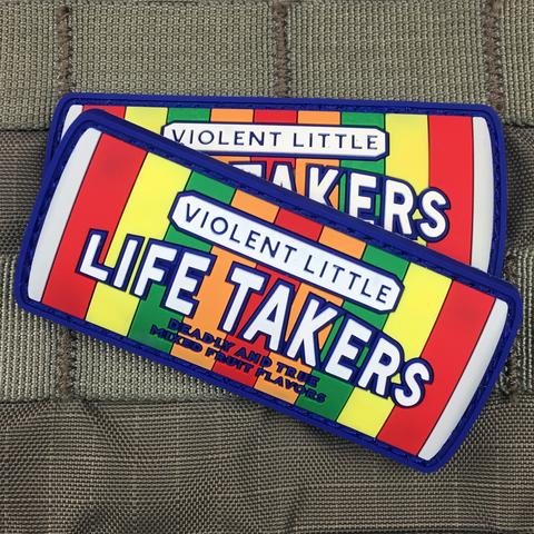 VLM-Violent Little Life Takers Patch