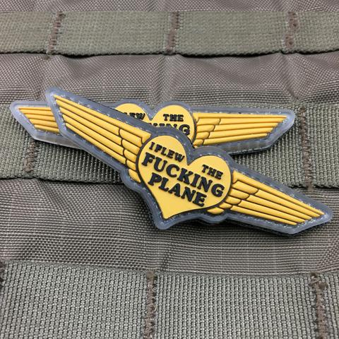 VLM- I flew the F**king Plane Patch