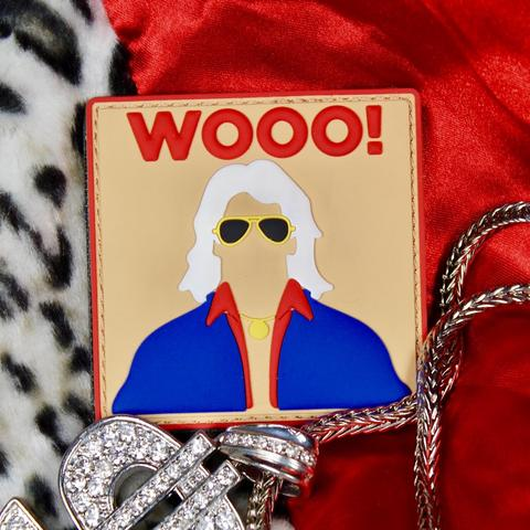 VLM - Ric Flair 'WOOOOO' Patch
