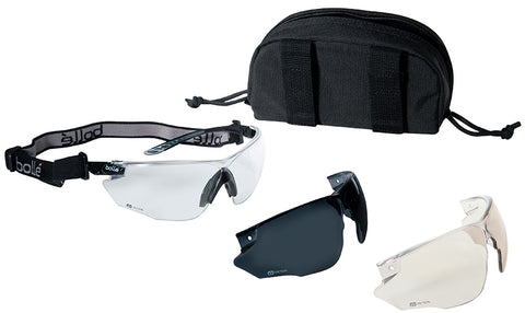Bolle Combat Kit - Safety Glasses