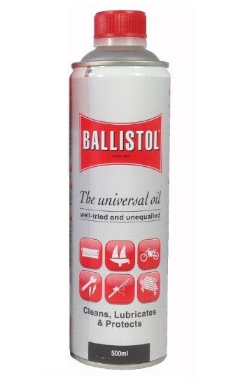 BALLISTOL OIL 500ML #60013