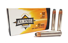 Armscor .22M 40Gn JHP 50Pack