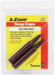 A-ZOOM .300 WIN SNAP CAPS 12237