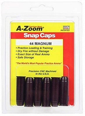 A-ZOOM .44M SNAP CAPS