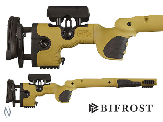GRS BIFROST HOWA SHORT ACTION BROWN