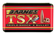 BARNES .264 120gn TSX Boat TAIL