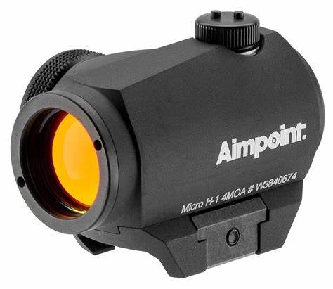 AIMPOINT H-1 4MOA - WEAVER