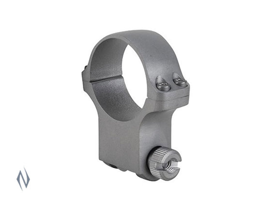 RUGER 30MM STAINLESS X-HIGH RING