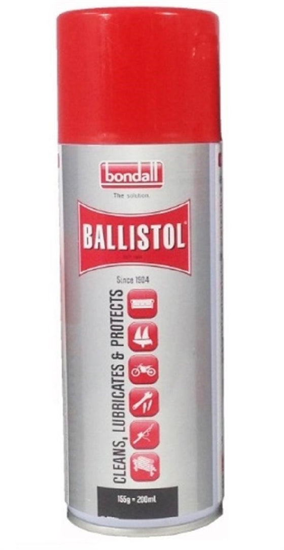 BALLISTOL SPRAY OIL 155G #60016