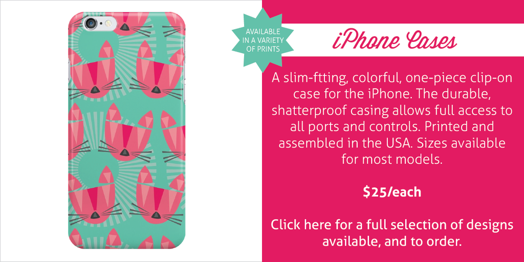 iPhone Cases by Erin Brimmer