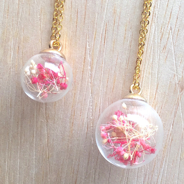 Mum & Me Necklace Set - Blossoms