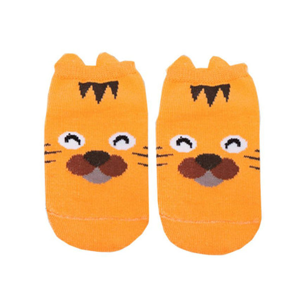 Baby Walker Socks - Timmy Tiger