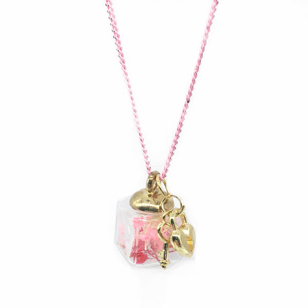 Blossom Pink Necklace