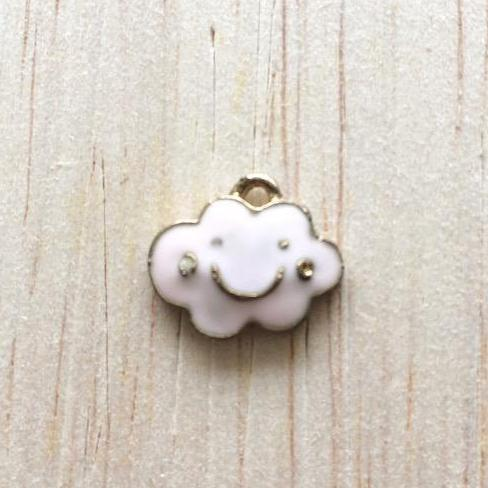 Pink Cloud Charm Bracelet Jewelry - Into the Clouds