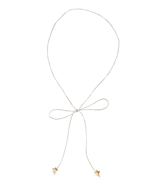 Lucca Choker Silver Gold