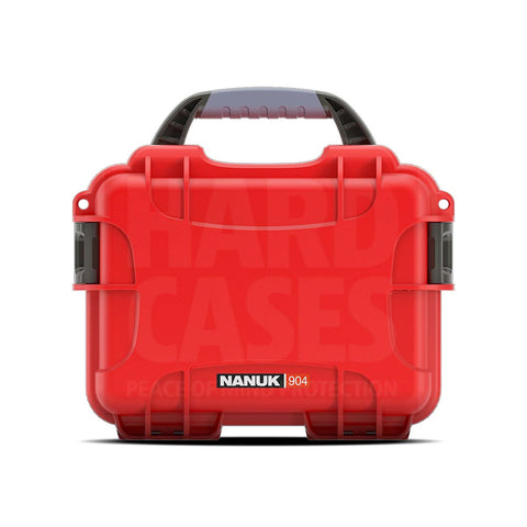 Nanuk 904 in Red