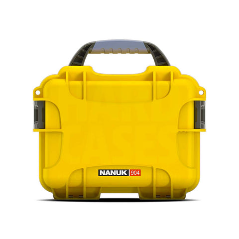 Nanuk 904 in Yellow