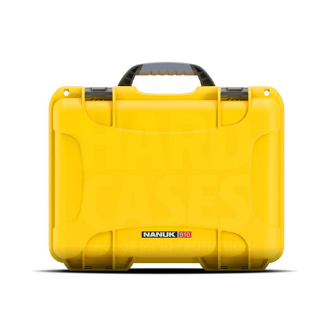 Nanuk 910 in Yellow