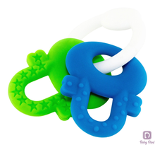 Teething Keys (Blue) - Baby Diva