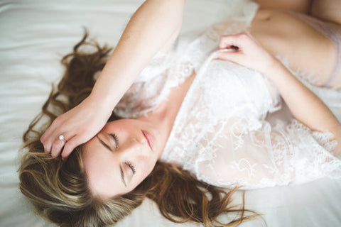 Lace Robe for Boudoir Photography <br> [Best Seller]