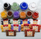 The Complete Eco-friendly Artists Oil Paint Kit is available at Natural Art Supplies