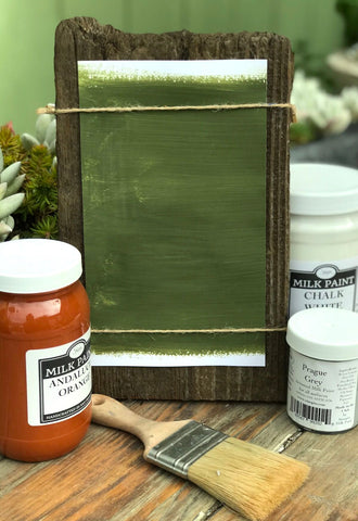 Alfama Green All Natural Milk Paint