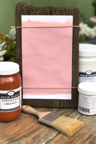 Milk Paint Antique Pink