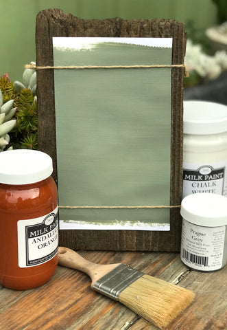 Milk Paint Verona Green is available at Natural Art Supplies