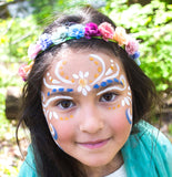 Mini Natural Face Paint Kit is available at Natural Art Supplies