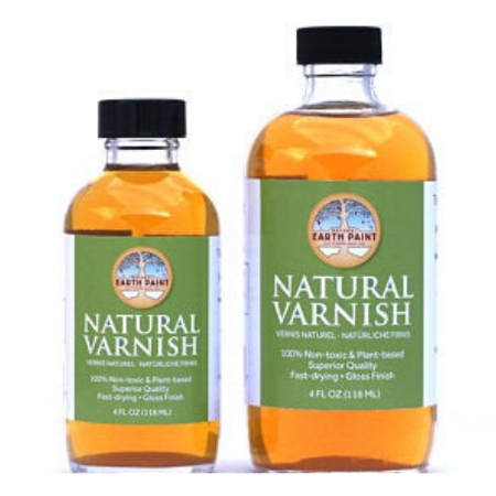 All Natural Varnish is available at Natural Art Supplies