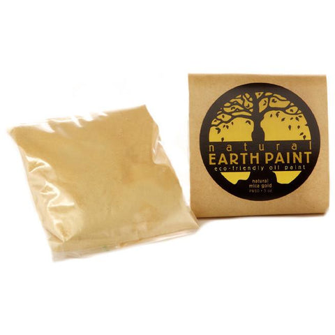 Natural Art Supplies Natural Gold Mica Powder