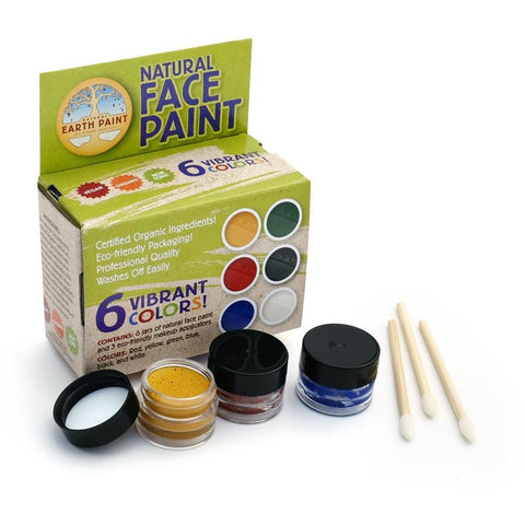 Natural Face Paint Kit from $ 2.95 to $ 17.95