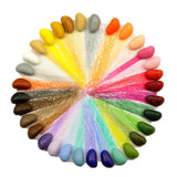 Natural Art Supplies Just Rocks in a Box - 32 Colors