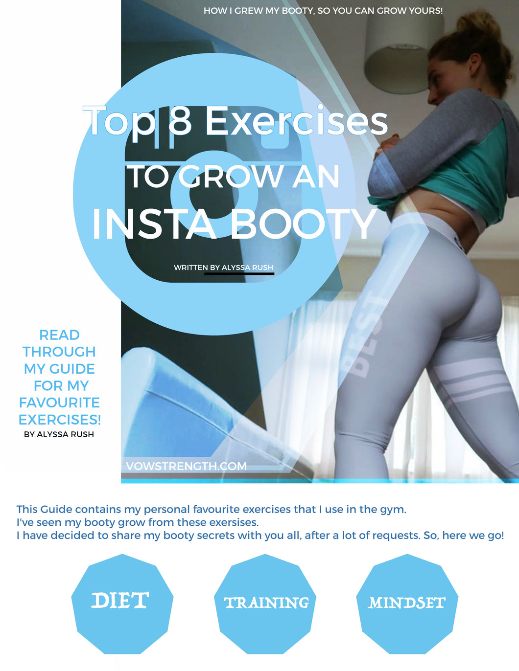 Fit Girls Guide PDF - Booty Building