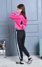 Pink Cutout Hooded Top