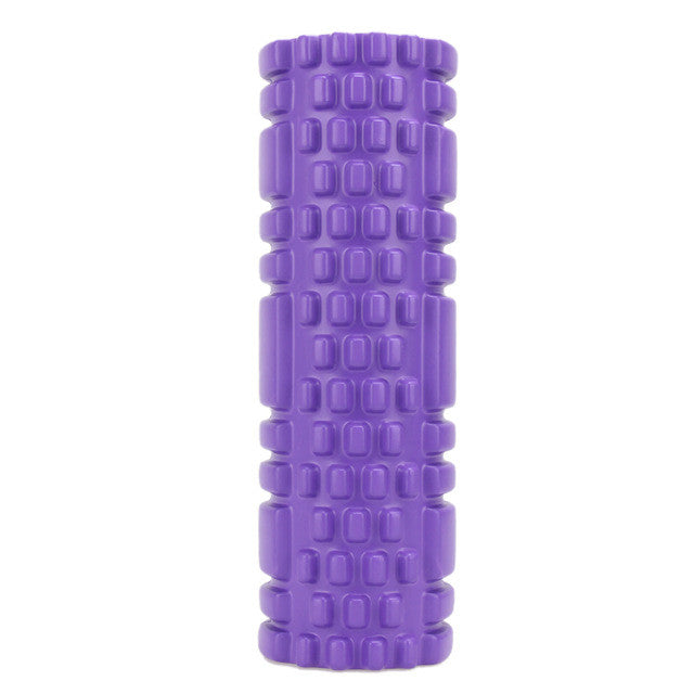 Colored Yoga Foam Roller