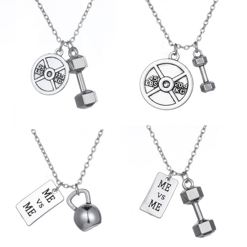 Motivational Necklace (4 Types)