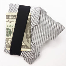 Carbon Fiber RFID Blocking Credit Card Holder