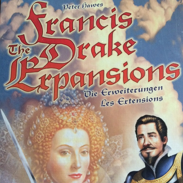 Francis Drake Expansion