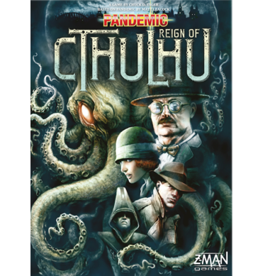 Pandemic : Reign of Cthulhu