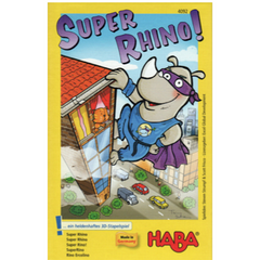 Super Rhino (Rhino Hero)