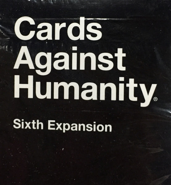 Cards Against Humanity 6th Expansion