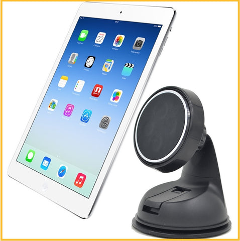 Kebelo® Mcd1 - Universal Magnetic Dashboard Car Mount Phone Holder for Ipad , Smartphone and GPS