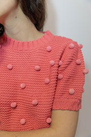 BB POM POM MINI SWEATER