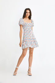 FINOLA SHORT DRESS