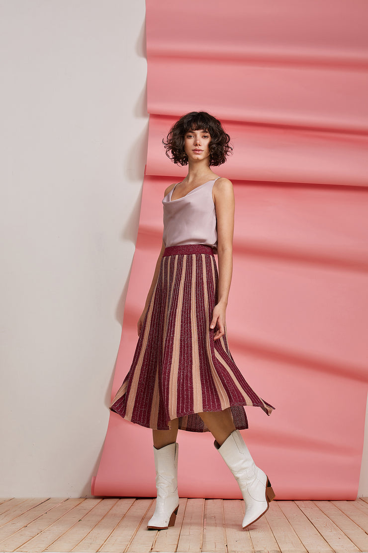 ANNE KNIT SKIRT