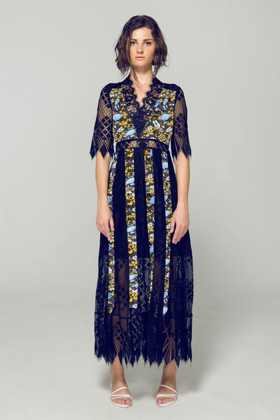 JOSEFINE MIDI DRESS