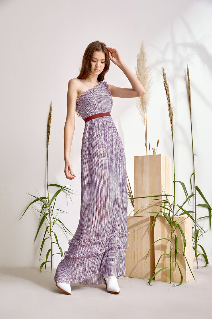 MULBERRY MAXI DRESS